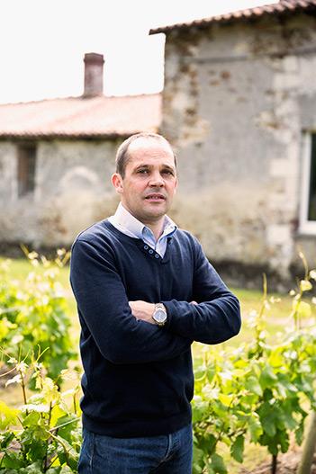 Anthony Lechat Viticulteur