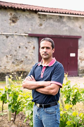 Thierry Lechat Viticulteur